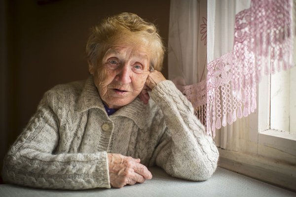 Helping the elderly - Age UK - with support from Conceptable this Christmas