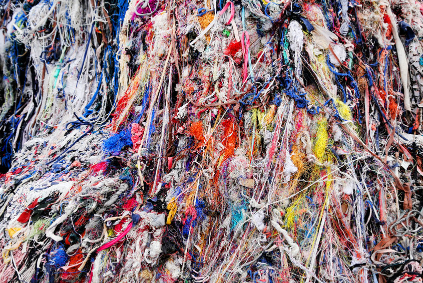 The challenges of textile and fashion waste